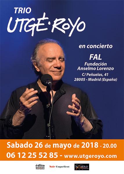 En concert à Madrid