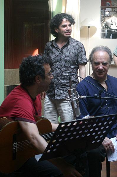 Serge Utgé Royo, Léo Nissim et Jack Ada